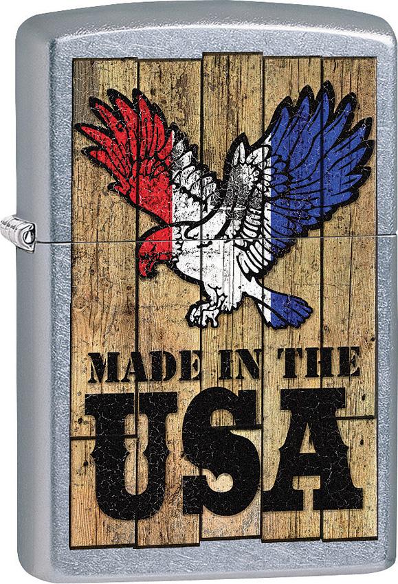 Zippo Eagle USA Lighter