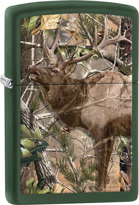 Zippo Elk Realtree APG HD Lighter