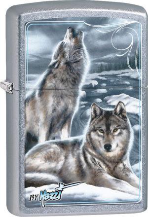 Zippo Winter Wolf Lighter