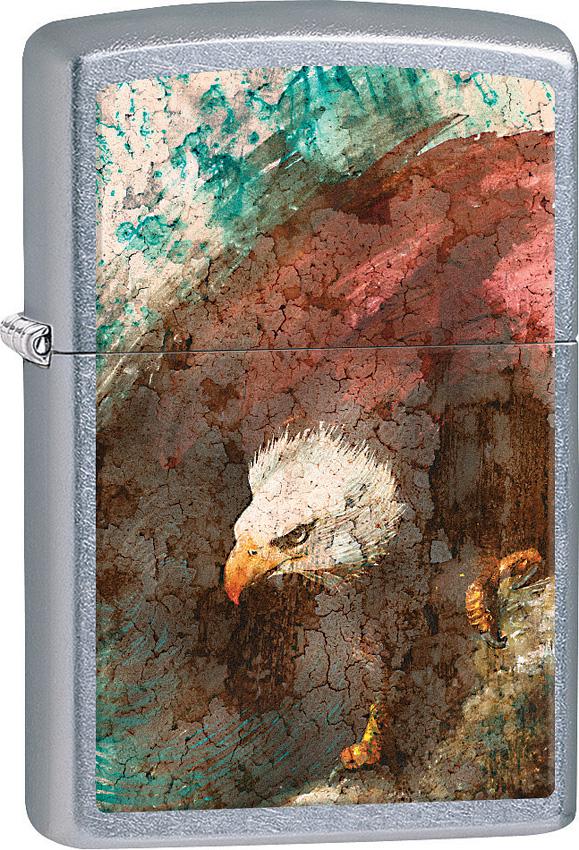 Zippo Eagle Design Lighter