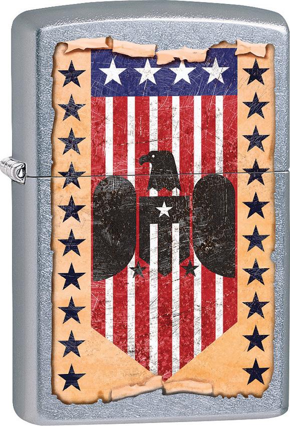 Zippo Patriotic Design Lighter