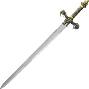 Gladius Barbarian Sword Brass (36.5″)