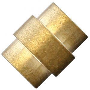Flytanium PM2 Crosshair Stopper Brass