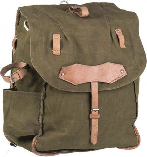 Miscellaneous Romanian Rucksack OD Used