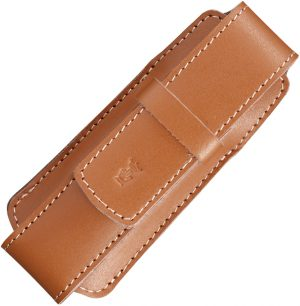 Opinel Medium Knife Sheath Brown
