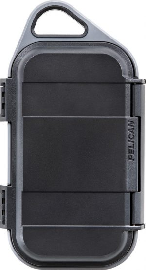 Pelican G40 Go Case Anthracite/Gray