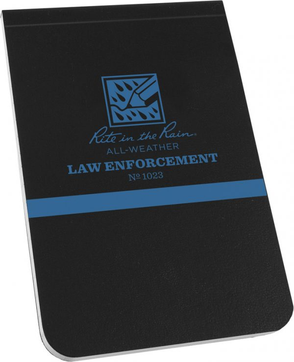 Rite in the Rain Law Enforcement Notebook