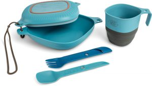 UCO Six Piece Mess Kit Blue
