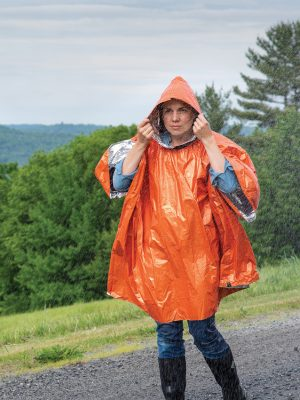Adventure Medical Heat Reflective Poncho