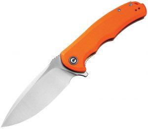 Civivi Praxis Linerlock Orange G10 (3.75″)
