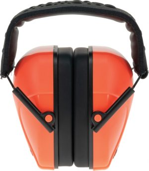 Caldwell Youth Passive Earmuff Coral