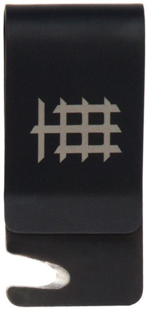 Halfbreed Blades Cash and Card Clip