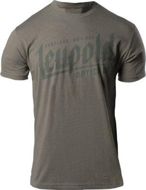 Leupold Electric T-Shirt Green L