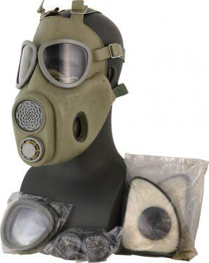 Miscellaneous Czech M10 Gas Mask