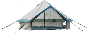 No Box Tools Portable Bell Tent