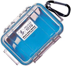 Pelican 1010 Micro Case Blue
