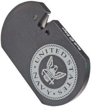 Redi Edge Challenge Coin Sharpener Navy