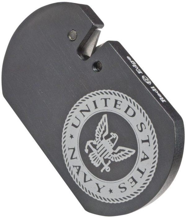 Redi Edge Challenge Coin Sharpener Navy