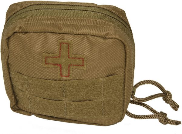 Red Rock Outdoor Gear Soldier First Aid Kit Coyote