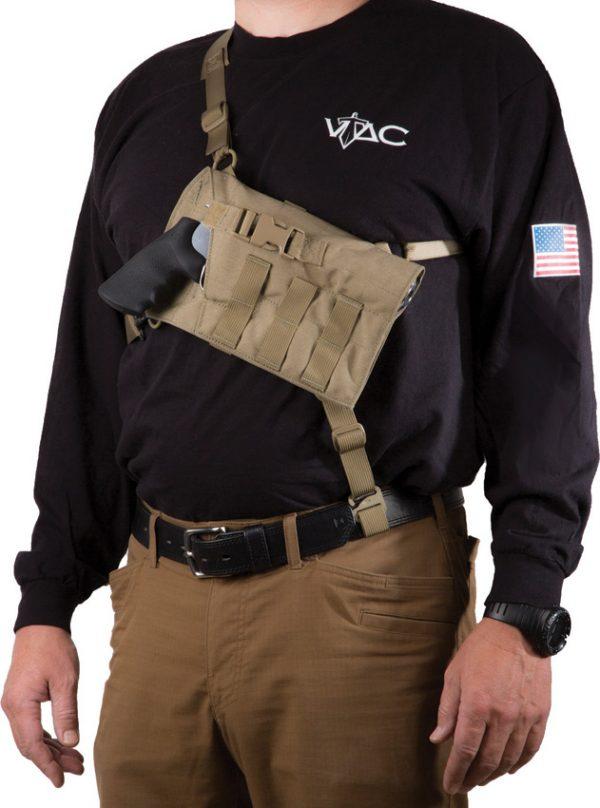 Viking Tactics VTAC Big Rig Revolver Coyote