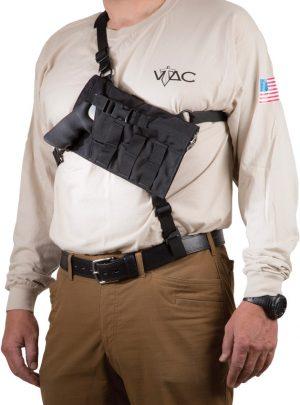 Viking Tactics VTAC Big Rig Revolver Black