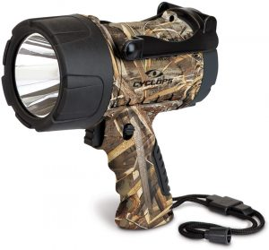 Cyclops Handheld Spotlight Realtree