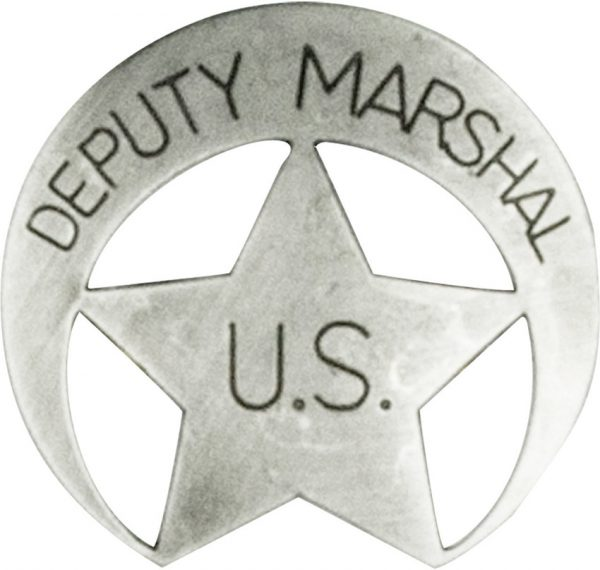 Denix US Deputy Marshal Badge