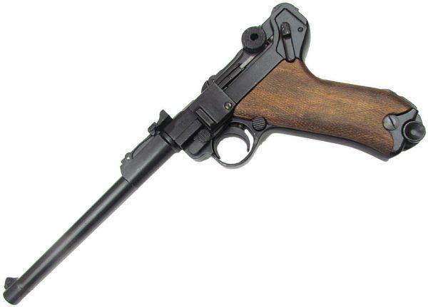 Denix Luger P08 Artillery Model