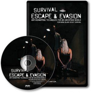 The Survival Summit Escape & Evasion DVD