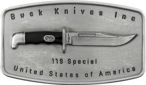 119 Special Belt Buckle