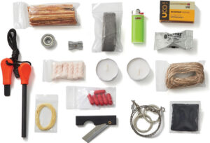 Off Grid Tools Fire Starting Kit