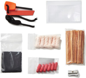 Off Grid Tools Pocket Fire Starting Kit