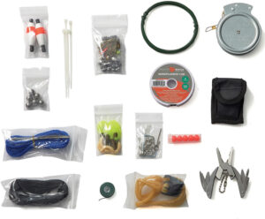 Off Grid Tools Fishing and Hunting Kit