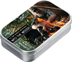 The Survival Summit Into The Woods USB