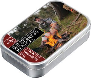 The Survival Summit Wilderness Medical USB