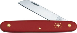 Victorinox Floral Knife Red (2.5″)