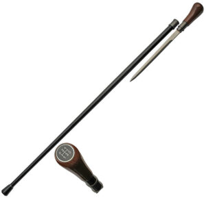 China Made Manual Stickshift Sword Cane (12″)