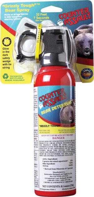 Counter Assault Bear Spray Canister 8.1oz