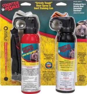 Counter Assault Bear Spray Canister Trainer