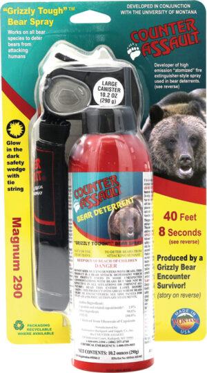 Counter Assault Bear Spray Canister Jogger