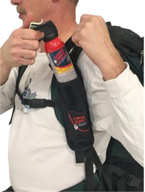 Counter Assault Backpacker/Cross Draw Holster