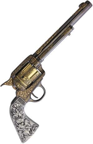 Replicart Engraved Cavalry Revolver