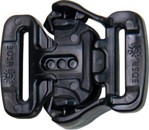 ITW 3DSR Tactical Buckle Black
