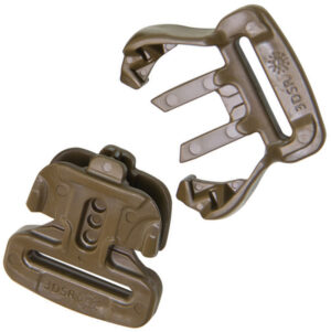 ITW 3DSR Tactical Buckle Coyote