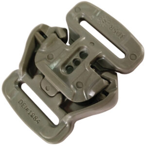 ITW 3DSR Tactical Buckle Green