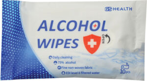 Miscellaneous Alcohol Wipes Pack
