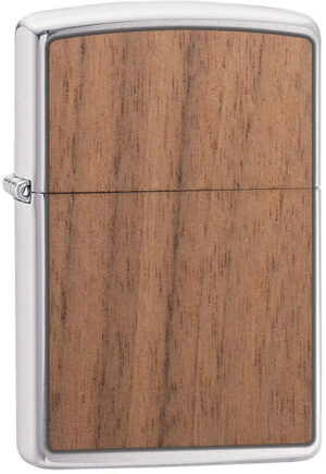 Zippo Woodchuck Lighter Walnut
