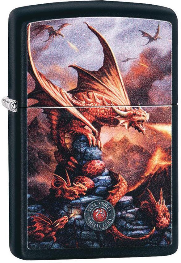 Zippo Anne Stokes Dragon Lighter