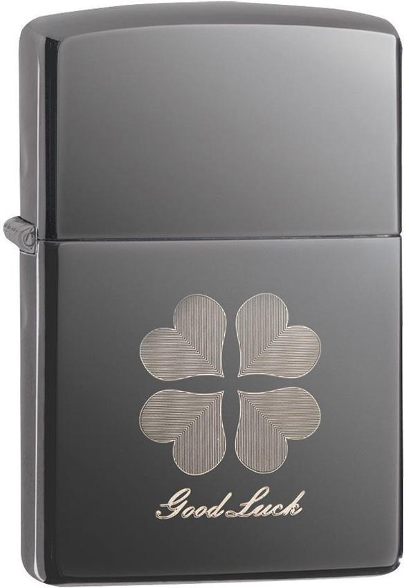 Zippo Good Luck Lighter