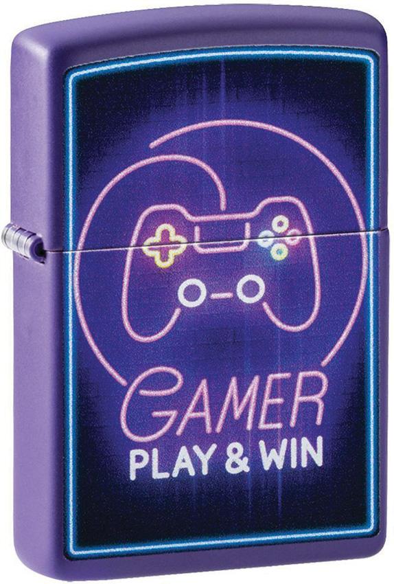 Zippo Gamer Lighter